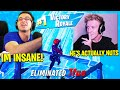NICK EH 30 *SHOCKS EVERYONE* in TRIO CASH CUP after THIS HAPPENED! Fortnite Season 3 Chapter 2