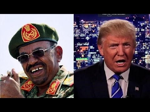 Sudan reacts to Trump's restrictive immigration executive order