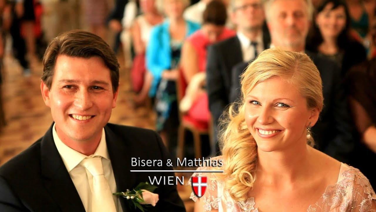 Klassisches Hochzeit in Wien