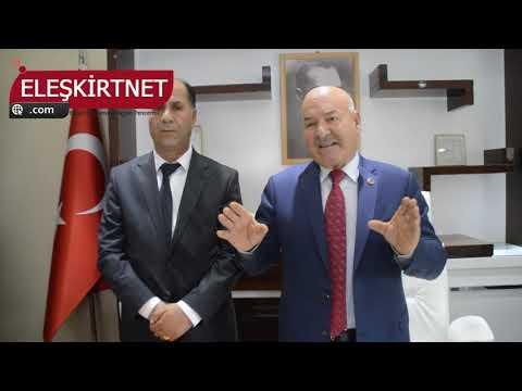 Başkan Seferoğulları Yeni Başkan Kamiloğlu'na Görevi Devir Etti