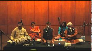 Lecture Demonstration on Dhrupad Music by Gundecha Brothers