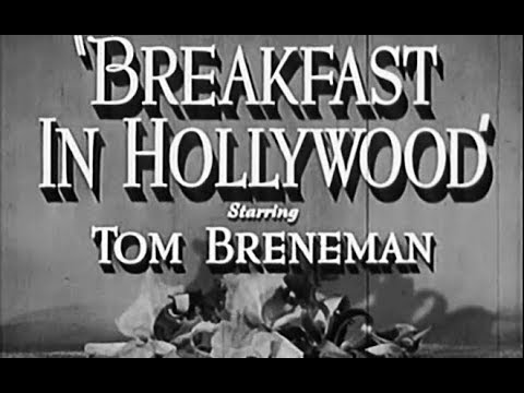 Comedy Music Movie - Breakfast in Hollywood (1946)
