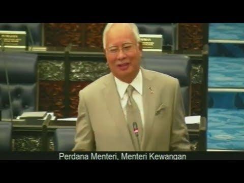 Najib answers Wan Azizah's question on 1MDB debt repayment in Parliament