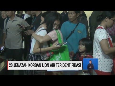20 Jenazah Korban Lion Air Teridentifikasi Mp3