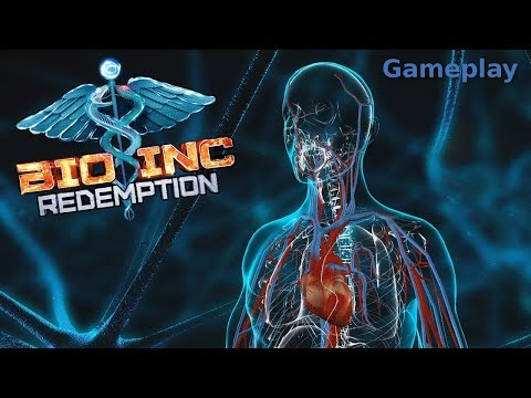 Bio Inc. Redemption Gameplay 1 Fr