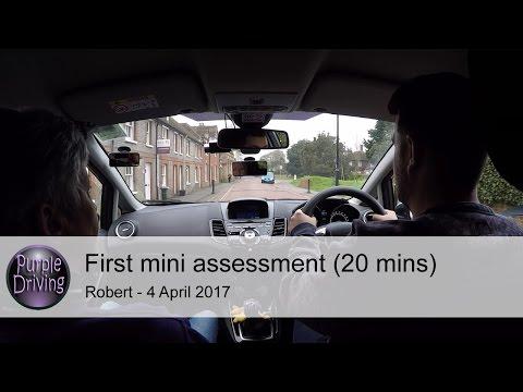 5th lesson - 1st mini assessment. Robert - 4 April 2017