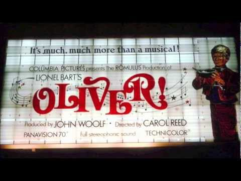 Documentary on the making of Carol Reed's OLIVER!  Rare 1968 interview SHANI WALLIS