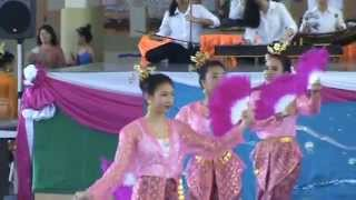 Thai Fan Dance