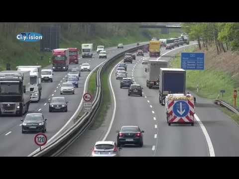 Sperrung A61