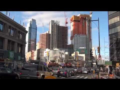 Downtown Brooklyn New York, 12, 14, 2014,
