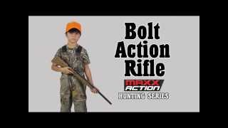 "Gambar cover Maxx Action 30"" Toy Bolt Action Rifle with Electronic Sound"
