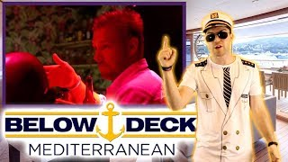 JEZE-BOB'S RETURN - Below Deck Mediterranean S4E7 Review