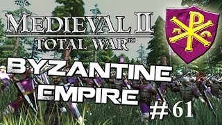 TotalWar Byzantine Empire on StainlessSteel 6.4 ep 61 Defending Naples
