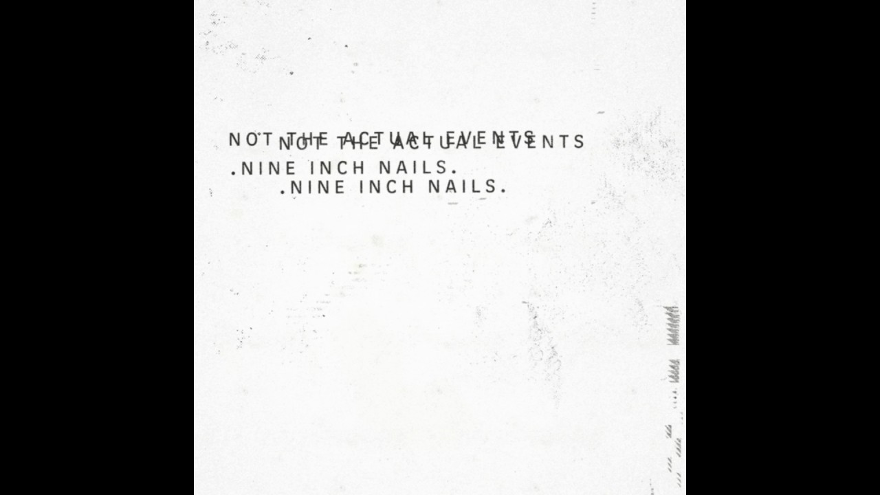 Nine Inch Nails- The Idea of You (HD) - YouTube