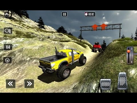 4x4 Offroad Jeep Driving 3d Simulation Car Games Videos Games For Children Android Hd Youtube
