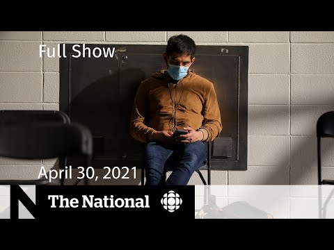 CBC News: The National   New COVID-19 restrictions in Alberta; Long-term care   April 30, 2021