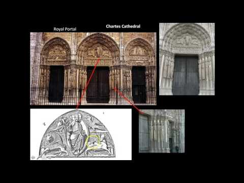 Chartres Cathedral: Architecture