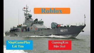 Roblox #7 : Tự xây thuyền và chiến (Roblox Whatever Floats Your Boat)!!!
