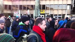 STOP ACTA DEMO Bielefeld 11.02.2012