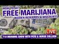 How to Use Dispensary Rewards to Get FREE Marijuana | 710 Morning Show | June 15, 2021
