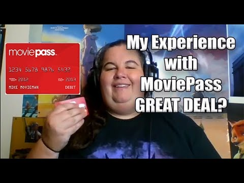My Experience with MoviePass and $9.95 Deal?