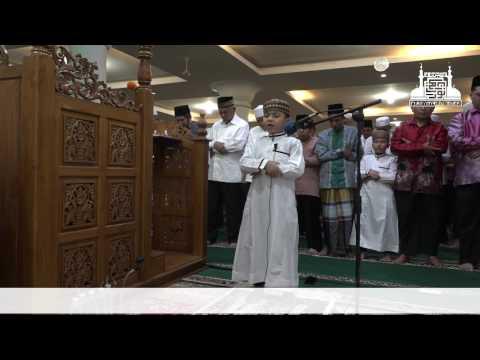Download Lagu Sholat Tarawih dan Witir Malam Nuzul Qur'an - Ahmad Al Hafizh