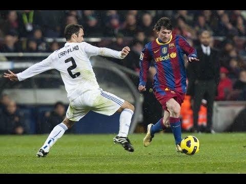 Messi, el rey de las asistencias en el Clásico