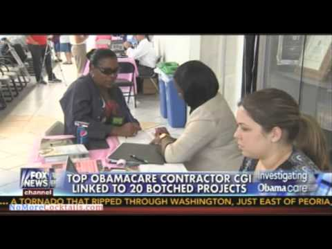 Top Obamacare Contractor CGI link to more than 20 botched gov't IT projects