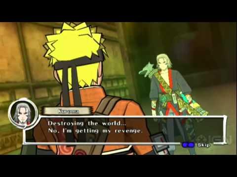 Naruto Shippuden: Dragon Blade Chronicles: Gameplay Trailer