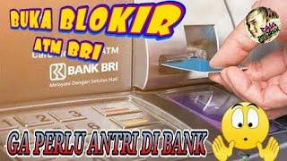 Download BEGINI• CARA MEMBUKA BLOKIR KARTU ATM BRI TANPA ANTRI KE BANK BRI Mp3 and Videos