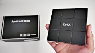 Z66X Z2 Android 7.1 4K TV Box - NEW CPU - HDR10 - UNDER $40