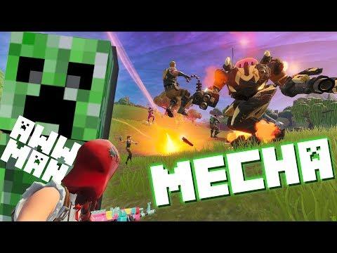 Mecha, Aw Man