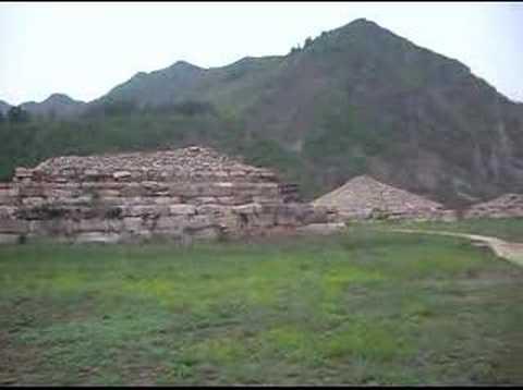 Ji'An - Koguryo Ruins