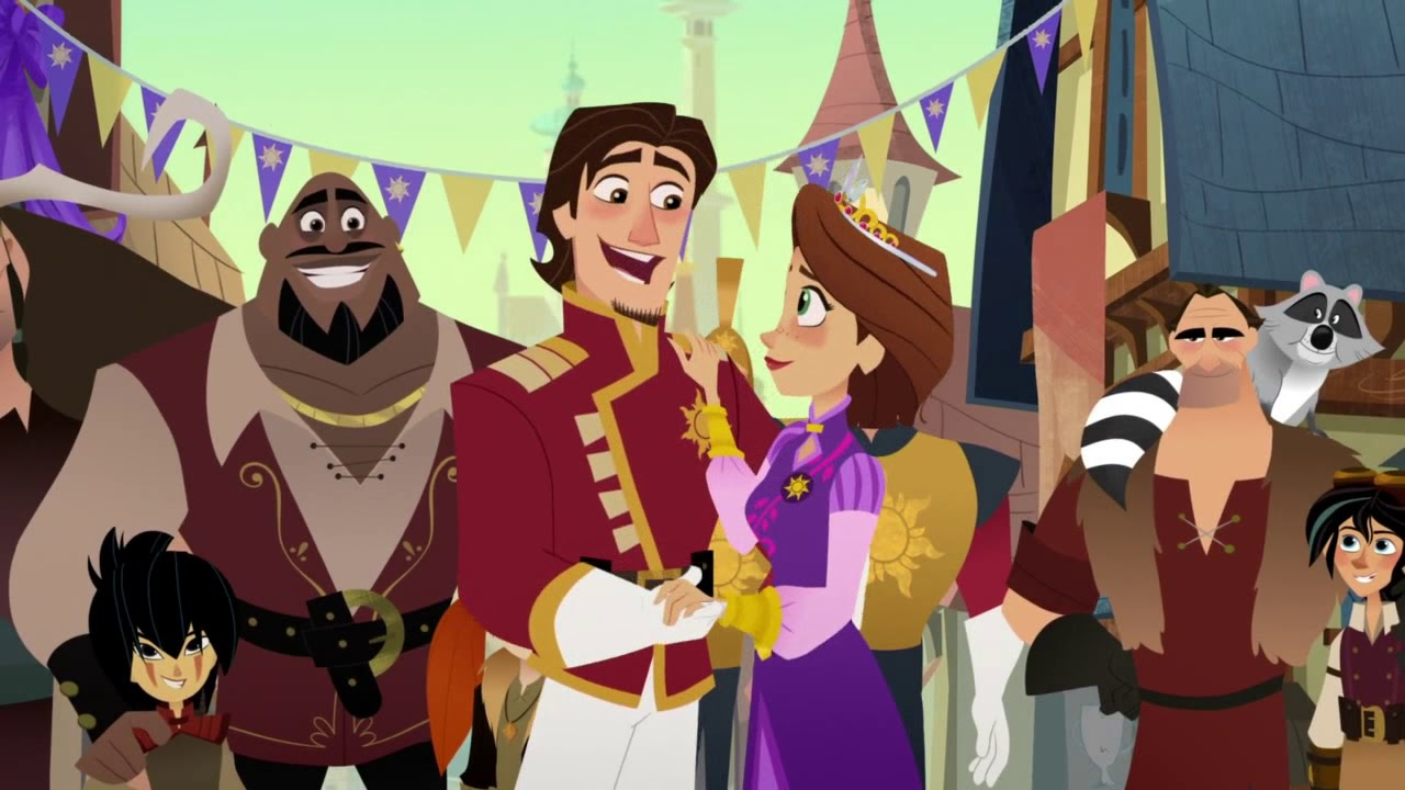 Life After Happily Ever After Finale 2 3 L Song L Plus Est En Vous L Rapunzel S Tangled Adventure Youtube
