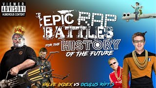 Epic Rap Battles For The History Of The Future!