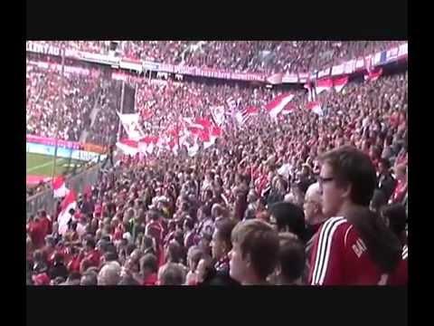 FC Bayern gegen FSV