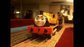 39th Video of 2021: Tomy/Trackmaster T&F Remake - Faulty Whistles/Happy Flag Day!