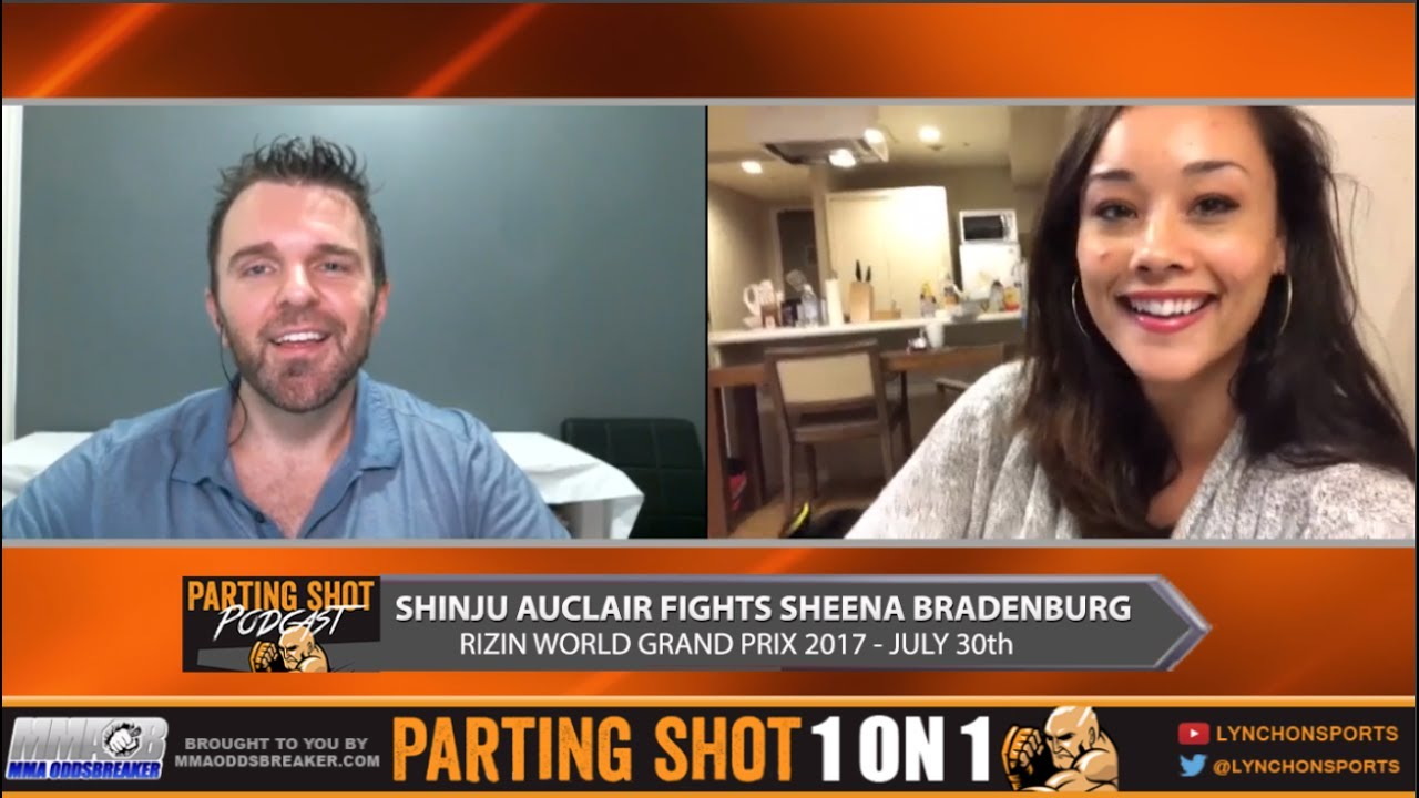 Shinju Nozawa-Auclair talks professional MMA debut July 30th for RIZIN