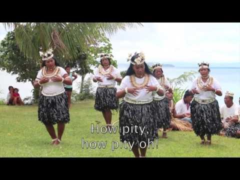 Banaban Dancing Group, 70th Anniversary of Displacement, Reunion on Rabi