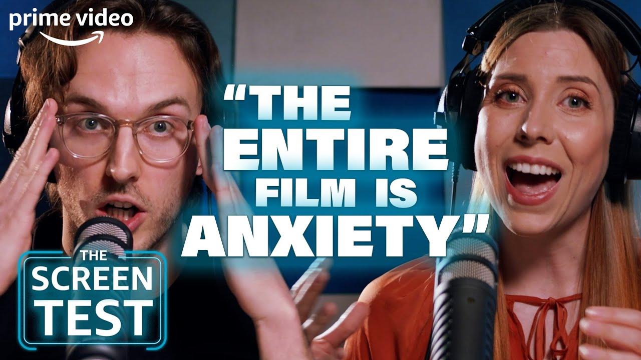 What's Christopher Nolan's Best Movie? Tenet v Inception v Memento ft. Hazel Hayes   The Screen Test