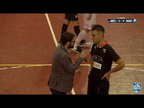 Calcio a 5, Serie A2: Meta - Maritime, highlights e interviste