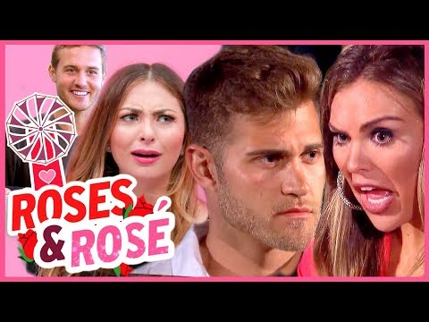 The Bachelorette: Roses & Rose: Peter is the Windmill Tyler is Respectful and Luke is Not the Lord