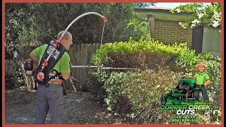 Elephants Trunk 2 Makes Lawn Care Easy As Pie