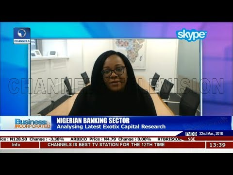 Latest Exotix Capital Research On Nigerian Banking Sector |Business Incorporated|