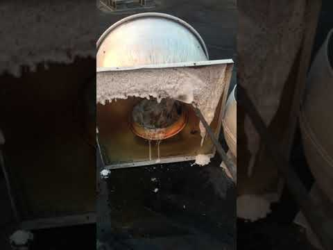 Kitchen Exhaust Fan Cleaning