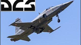 DCS 1.5 - F-5E - Online Play -  Baited