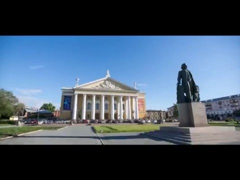 Come to study at Chelyabinsk State University