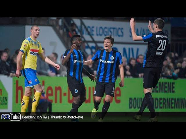 2015-2016 - Jupiler Pro League - 14. VC Westerlo - Club Brugge 0-2