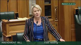 Accident Compensation Amendment Bill -  First Reading - Video 12