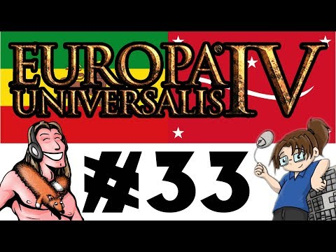 Europa Universalis IV - Party in the Red Sea...with Briarstone! - Part 33